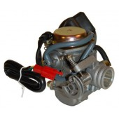 carburateur 4t. Sym Mio/Kymco/Zip/Fly etc. 24mm